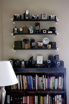 Display od cameras