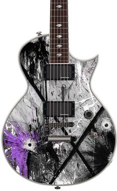 GuitarQueue - ESP LTD GUS-600 EC Gus G. Electric Guitar http://guitarqueue.com/esp-ltd-gus-600-ec-gus-g-electric-guitar/