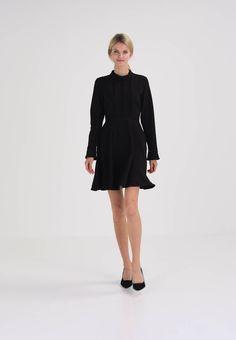 e827f71d8ca9eb LACE DETAILED DRESS - Korte jurk - black   Zalando.nl 🛒