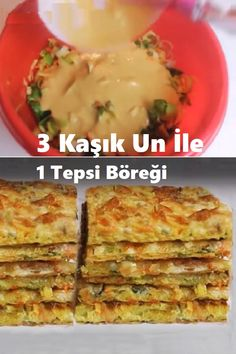 Turkish Recipes, Ethnic Recipes, Yummy Food, Tasty, Food Dishes, Food To Make, Vegetarian Recipes, Brunch, Food And Drink