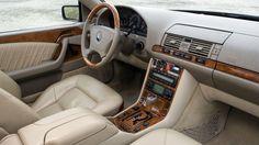 Mercedes-Benz CL 500 (W 140) 1996