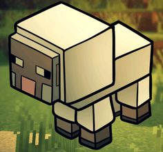 how to draw a minecraft house