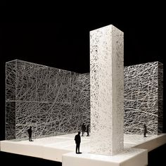 Helix is a project designed by artist Jan Hendrix, produced with architectural firm Legoretta & Legoretta of Mexico