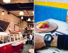 Moments with Corum: Coffee Shops & Restaurants, Elizabeth Street NYC - Bright Bazaar by Will Taylor Corum Watches, Elizabeth Street, Free Time, Make You Smile, Coffee Shop, New York City, Nyc, Restaurant, In This Moment