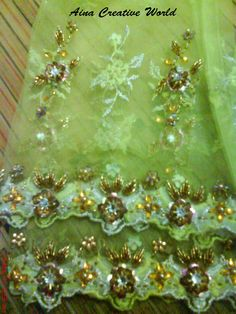 Manik Tambour Beading, Hand Embroidery, Beads, Painting, Inspiration, Art, Beading, Biblical Inspiration, Art Background