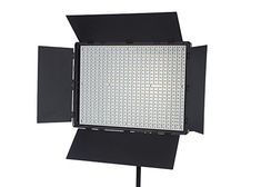 StudioPRO 900 LED Light Panel With Barndoor for Video and Photography Studio Lighting - S-900B Bi-Color ** Be sure to check out this awesome product.