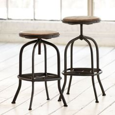 Allen Stool | Ballard Designs $149,this is replica of stool i just purchased at habitat resale shop!
