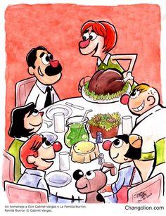 la familia burron comics   Serge o Changolion- Nuevas propuestas fronterizas
