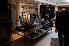 Men's Store @ Bloor St., Toronot. #retail #fashion #clubmonaco
