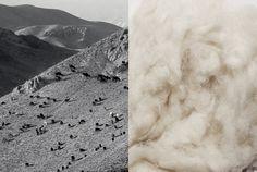Jedno z najstarszych włókien tekstylnych w użyciu dzisiaj, mohair jest wykonany z sierści kozy Angora. Silne, wytrzymałe i cudownie miękkie jest również świetnym naturalnym izolatorem; zapewnia ciepło w zimie, zaś jego właściwości pochłaniające wilgoć, utrzymują go w chłodzie latem, aby zapewnić komfort przez cały rok.