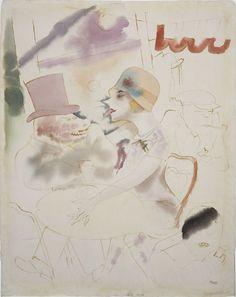 Circe: George Grosz, c.1925