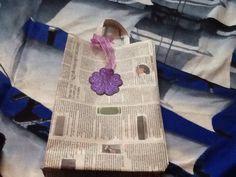 How to DIY Newspaper Bag
