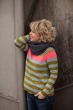 Ravelry: Stripe Parade pattern by Amy Miller