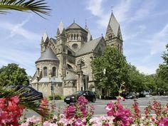 Kirchen in Koblenz-Koblenz-Touristik