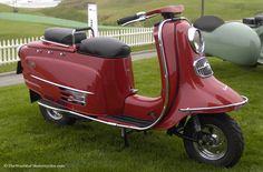 1960 Fuji Rabbit Superflow S601 Vintage Scooter Fuji Superflow scooters were manufactured from 1946 to 1968 by Fuji Heavy Industries (Fuji Sangyo) in Japan Owner: Roger Craig, California