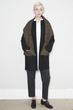 Yeohlee коллекция | Коллекции осень-зима 2017/2018 | Нью-Йорк | VOGUE
