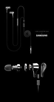 Product Design: SAMSUNG LEVEL in by