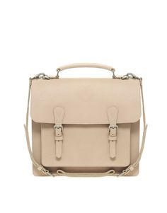 Pieces Ohela Leather Satchel