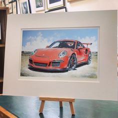 We have a new print from one of our artists, this Porsche GT3 RS and it's only available from our online store. . #porsche #porsche911 #porschesinger #porsche911gt3rs #porsche911gt3 #gt3rs #autoart #automotive #automotivedaily #automotiveart #automotiveartwork #lazenbyvisuals #porschegb #porschepix #porscheartdaily #porscheart #art247 #porschesketch Gt3 Rs, Porsche 911 Gt3, Automotive Art, New Print, Limited Edition Prints, Artists, Store, Gallery, Car