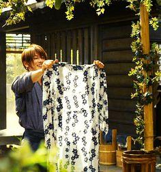 Tareku Satoh as Kenshin Himura. Rurouni Kenshin live action.