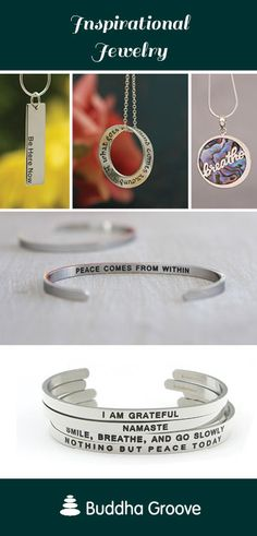 Meaningful Jewelry by Buddha Groove