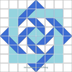 Illusion+Quilts+Made+Easy+with+Half+Square+Triangles+by+Nancy+Zieman+|+Sewing+With+Nancy