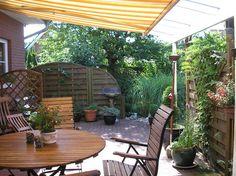 Terassenüberdachung, Pergola, Sonnensegel, Markise , eure Erfahrungen ? - Seite 2 - Gartengestaltung - Mein schöner Garten online
