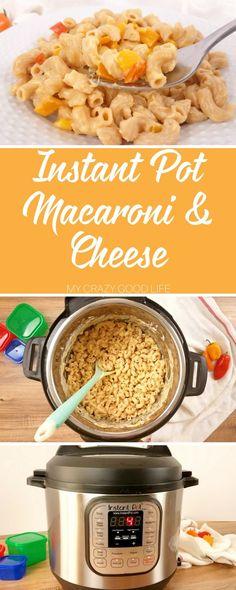 Instant Pot macaroni