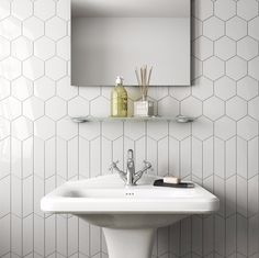 Chevron, Hex and Rhombus tiles