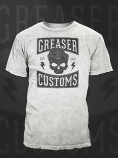 6300f29f1 How to Create a Vintage Style Greaser T-Shirt Design Online Tshirt Design,  Adobe
