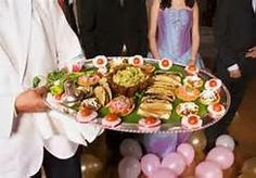 people with appetizers at party +images - Bing Images