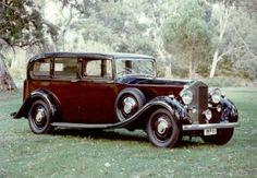 Rolls-Royce Phantom III Limousine by Hooper (3CM157) '1938