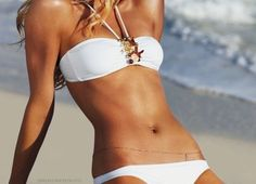 Want to get rid of belly fat and lose weight? Try these weight loss exercises for belly fat reduction- stomach fat just disappears after a week or two, if you Lose Stomach Fat Fast, Burn Belly Fat Fast, Reduce Belly Fat, Reduce Weight, How To Lose Weight Fast, Nice Stomach, Fit Girl Motivation, The Bikini, Favim