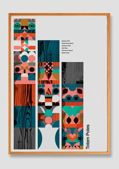 Totem Poles – Mike Lemanski