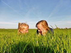sisterlove in the meadow Made by Lisanne Kuiper