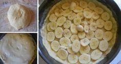 Výborný banánový dezert, který zachutná všem! Tajný recept po babičce.
