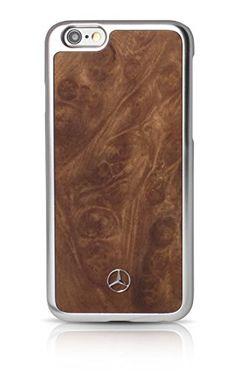 mercedes benz h lle f r iphone 6 6s schwarz kunststoff. Black Bedroom Furniture Sets. Home Design Ideas