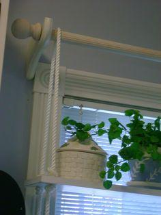 Sunny Window Shelf