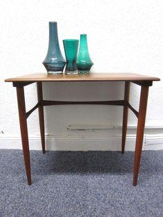 Jens Quistgaard Beistelltisch coffee tableTeak von Designclassics24