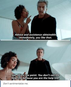 Doctor Who Series 10 Smile Bill Potts Pearl Mackie Peter Capaldi