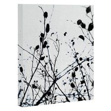 'Abstract Tree' Graphic Art on Wrapped Canvas