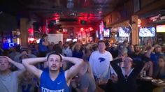 Kentucky Fans Go On An Emotional Rollercoaster In A Matter Of Seconds