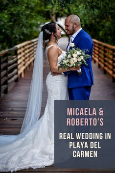 Click for more destination wedding inspiration from Micaela & Roberto's Real Wedding at Grand Sunset Princess All Suites and Spa.
