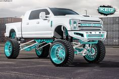 Big Ford Trucks, Lifted Cars, Lifted Chevy Trucks, 4x4 Trucks, Custom Trucks, Cool Trucks, Cars And Trucks, Jeep 4x4, Jeep Pickup