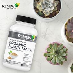 Organic Black MACA Dietary Supplement Pills- Vegan, Non GMO Certified – of Gelatinized Peruvian Black Maca Root Powder per Capsule Supports Male Health, Performance & Increase Energy Levels Black Maca, Maca Root Powder, Energy Boosters, Energy Level, How To Increase Energy, Gain Muscle, Pills, Organic, Vegan