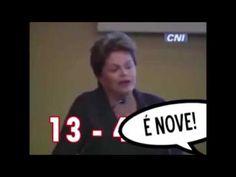 😢🙈Coletânea Dilmês coisas que só a Dilma entende!