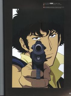 cowboy bebop knockin on heavens door newtype presents in japanese