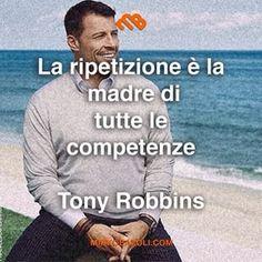 Esagerata! #tonyrobbins #italianblogger #italiano #citazioni #pensiero #attitudine #crescitapersonale