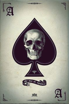 ACE OF SPADES by ivan1