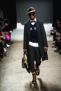 Mark McNairy New Amsterdam Fall/Winter 2014 | New York Fashion Week